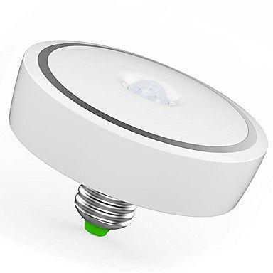 12W E26/E27 Smart LED Glühlampen T120 24 SMD 5730 1100 lm Warmes Weiß Kühles Weiß Sensor Dekorativ V 1 Stück 5893598 2017 – €19.39