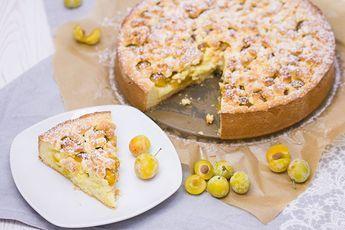 Mirabelle Vanille Streukuchen – Rezept   versuckert-blog.de   – Backen – Kuchen