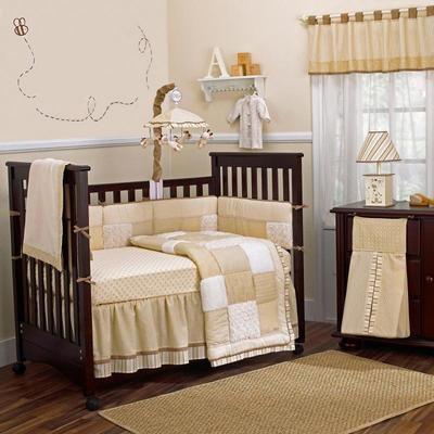 Gender neutral nursery set