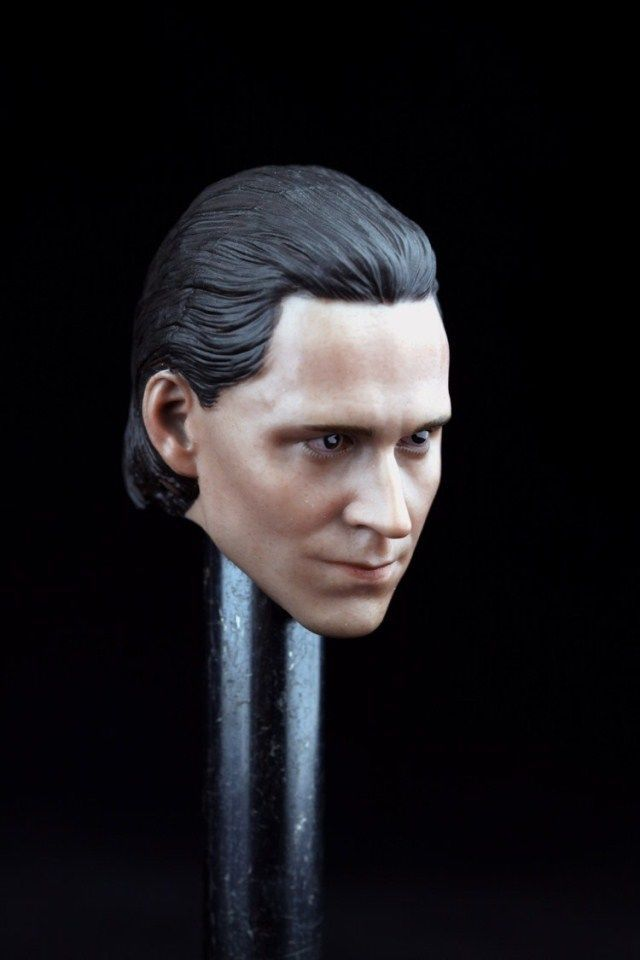 """1/6 Scale Action Figure Accessory Loki Head Sculpt For 12"""" Male Body Doll #Unbranded"""