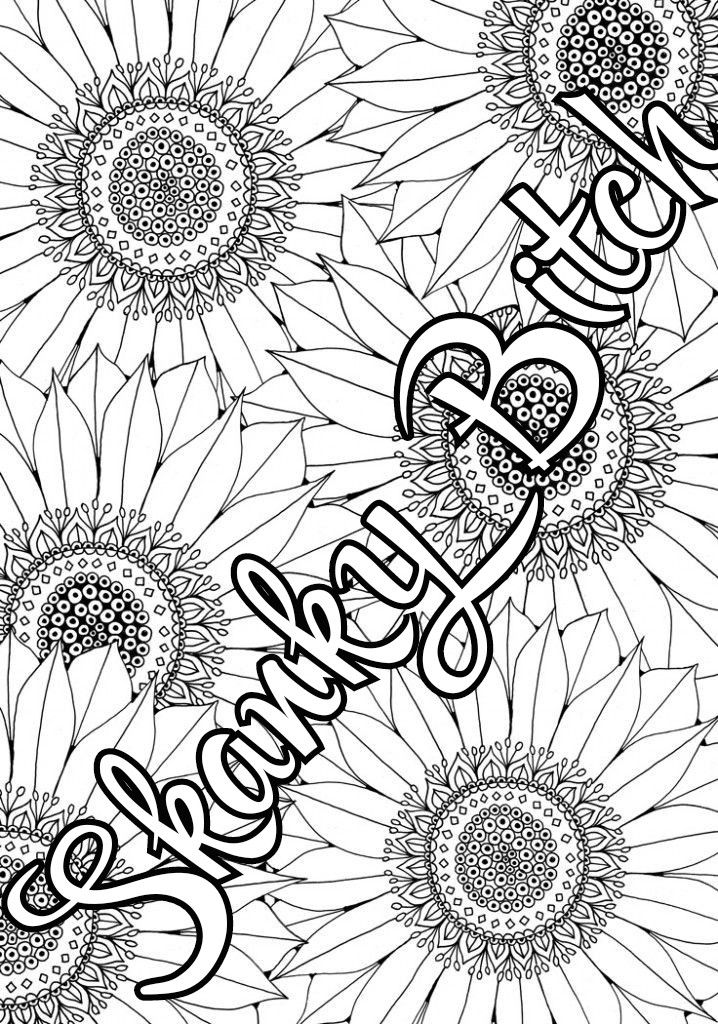 dope coloring pages Derek Clinton with his Dope Whore. | C o l o u r | Coloring  dope coloring pages