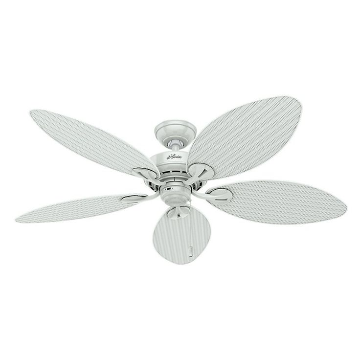 Hunter Bayview 54 in. Indoor/Outdoor Ceiling Fan - 54097
