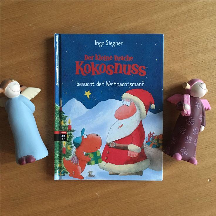 Ein tolles Weihnachtsbuch - der kleine Drache Kokosnuss