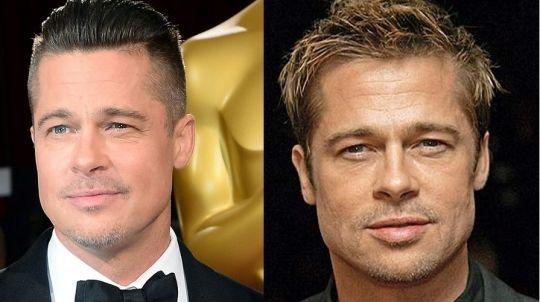 Brad Pitt Other Plastic Surgery