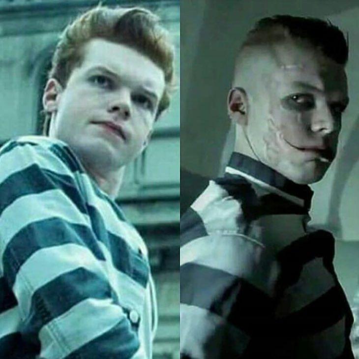 Jerome In Arkham Different Seasons Gotham Jerome Gotham Gotham Batman Gotham Villains