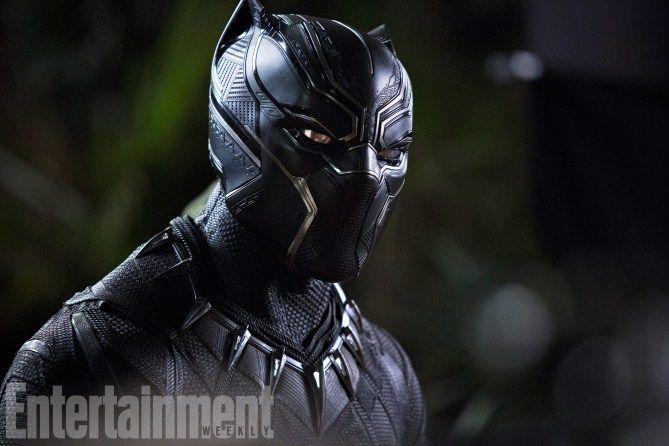 Black Panther Nuevos pósters Individuales