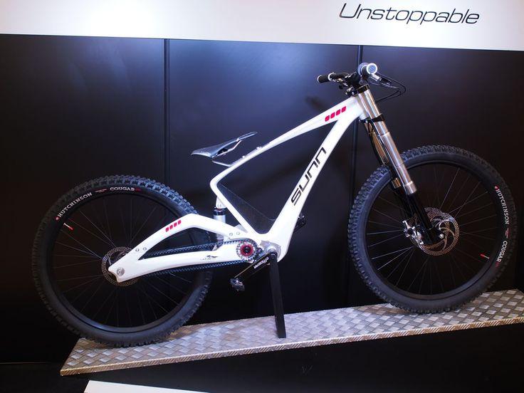 Sunn Concept Bike 2015 Bicycle Design Pinterest Mtb