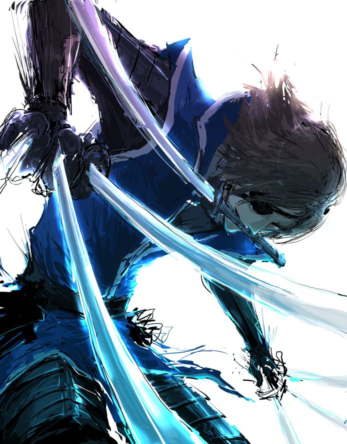 Azure (Antes Reinado) - Humano , Samurai (TRPG 1)