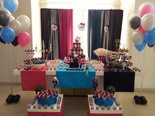 Fun In The Box, Festa infantil, Eventos, Festa a domicilio, Decoração: Abril 2013