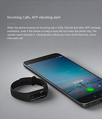 Xiaomi Ollivan Original Mi Band 2 de la banda de Pulsera inteligente con pantalla LED inteligente touchpad con pulsómetro Fitness Tracker Podómetro inalámbrico Bluetooth 4.0 Wristband () negro - http://pulserasactividadyfitbit.com/tienda/xiaomi/xiaomi-ollivan-original-mi-band-2-de-la-banda-de-pulsera-inteligente-con-pantalla-led-inteligente-touchpad-con-pulsometro-fitness-tracker-podometro-inalambrico-bluetooth-4-0-wristband-negro/