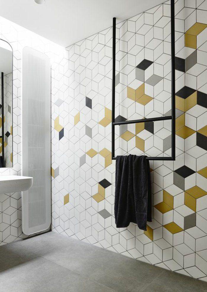 25+ parasta ideaa Pinterestissä: Carrelage Beton | Sol en béton ...