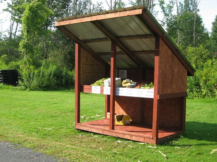Vegetable Stand - Water Harvesting Roof for Rain and Coastal Moisture.  Low tech and cost. Can be built to customer's aesthetic.