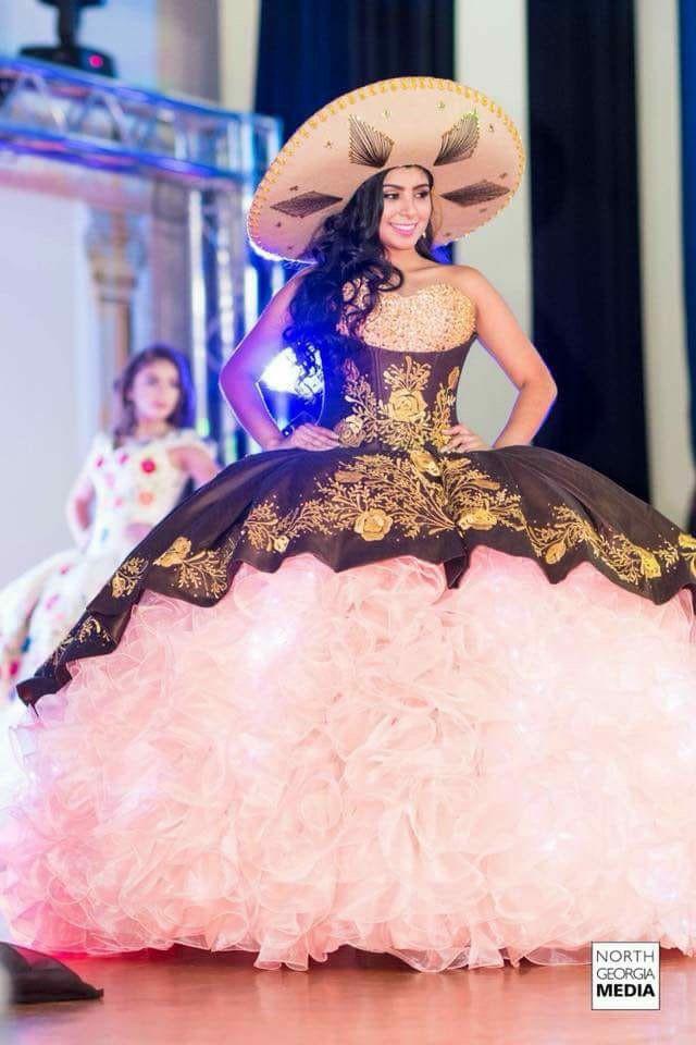 CHARRO DRESSES, DESIGNER DRESSES, ESCARAMUZA, VICTORIANO DRESS, PRINCESS DRESSES, COSTUME DRESSES ADAN TERRIQUEZ, DIEGO MEDEL