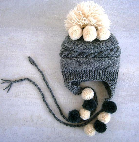 Newborn Baby Boy Hat Baby Boy Photo Prop Hat by PrettyBagsByMia, $18.90