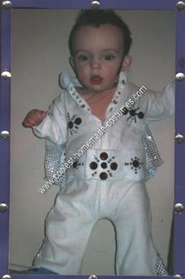 Best 25 elvis costume ideas on pinterest elvis presley party coolest handmade baby elvis costume solutioingenieria Image collections