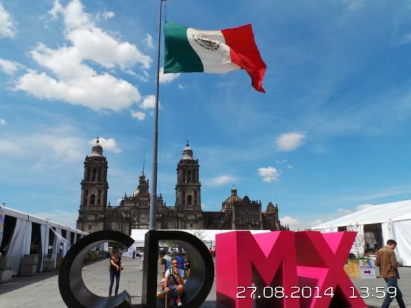 México en una Imagen 2014 - Lo Hecho en México. Voten !!! Vote !!! svp