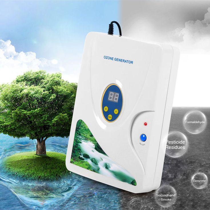 Ozon-Generator Wasser Luft Sterilisator Ozongenerator Luftreiniger Reiniger CE in Haushaltsgeräte, Klimaanlagen & Heizgeräte, Luftreiniger | eBay!
