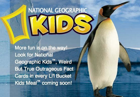 National Geographic kids weird but true outrageoueous fact card