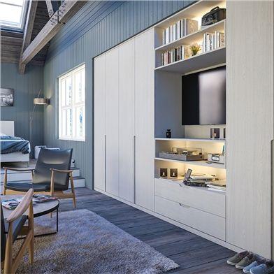 Integra Handleless Wardrobe Doors - Replacement Wardrobe Doors