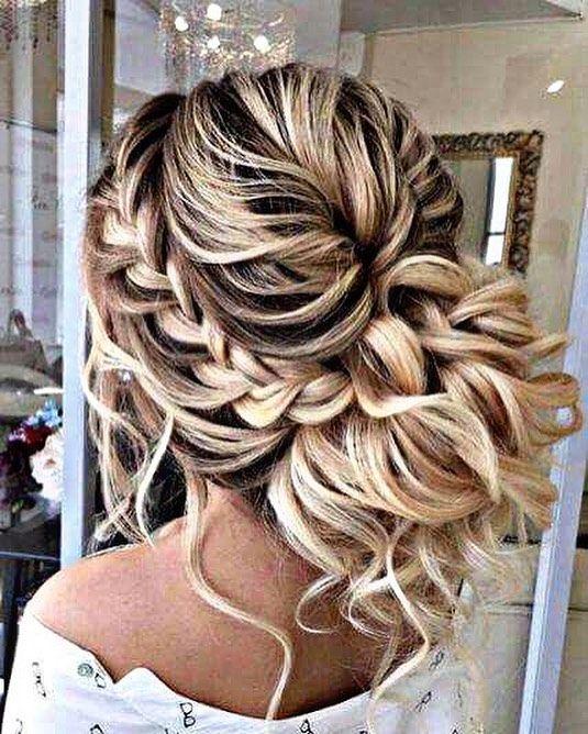 Love this braided messy bun  #hairstyles #hairstyle #hair #hairstylist #hairdresser