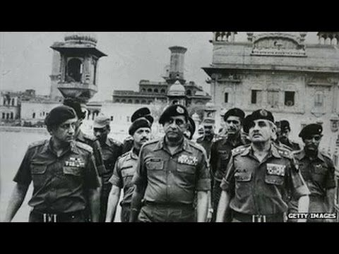 Watch 1984 Operation Blue Star - History of Sikh (Documentary)