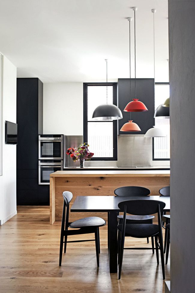 Minimal clutter and a sense of fun fulfil a family's needs in Melbourne's Brighton.