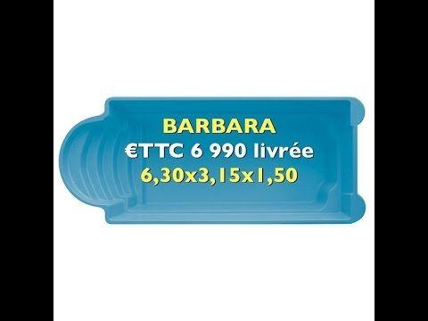 屳  +33 (0) 6 30 66 78 63 - France Coque polyester piscine