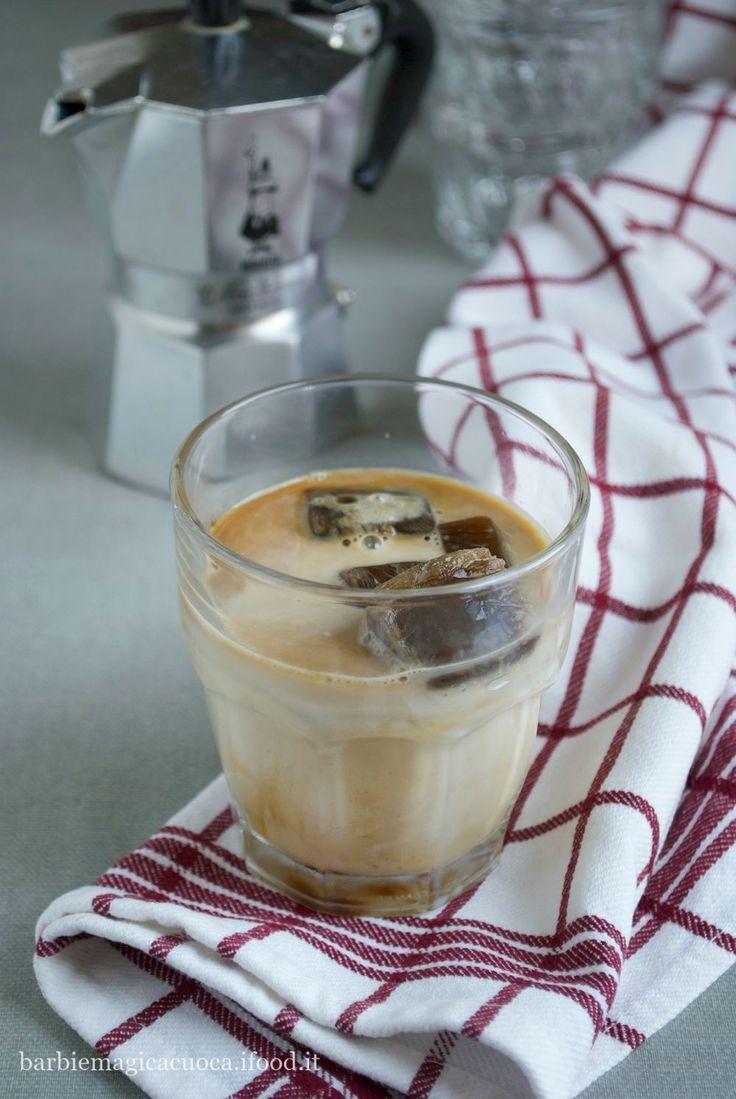 iced coffee - caffè freddo goloso