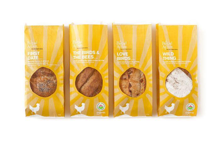 9-13-12_bread.jpg: Bakeries Packaging, Breads Bags, Bags Packaging, Packaging Design, Bag Packaging, Breads Packaging, Breads Affair, Affair Organic Bakeries, Arithmet Creative