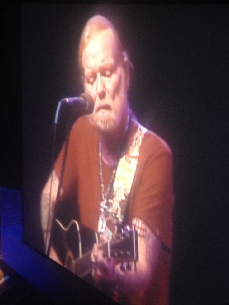 Greg Allman, Horseshoe Casino, Tunica, Mississippi...Awesome show!