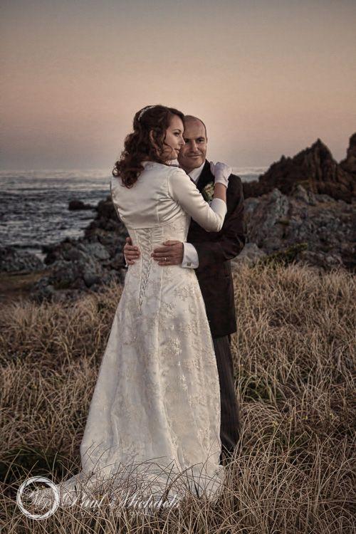 wedding pics at Houghton bay
