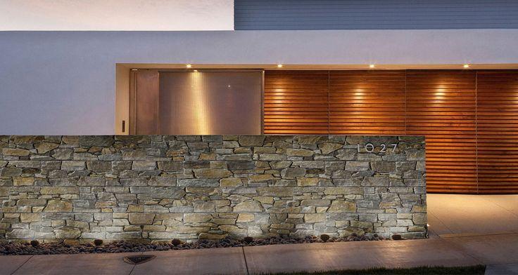STONEPANEL® SAHARA pour le revêtement de tous types de murs | #CUPA #STONEPANEL #pierre #revetement #murs #façades #architecture #design
