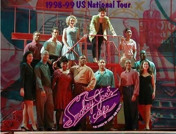 Smokey Joe's Café saw this at Cal Poly. awesome show!!