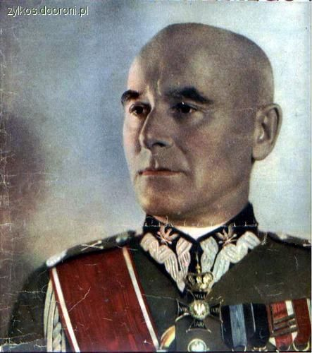 POLISH GENERAL SMIGLY