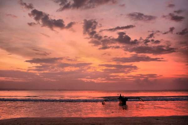 Ujung Genteng Beach @ Sukabumi, West Java, Indonesia. they have great sunset and turtle breeding