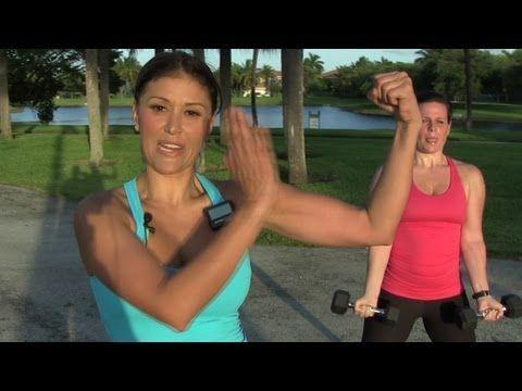 Consejito: Ejercicios Para Adelgazar los Brazos - YouTube  #Nutrición y #Salud YG > nutricionysaludyg.com