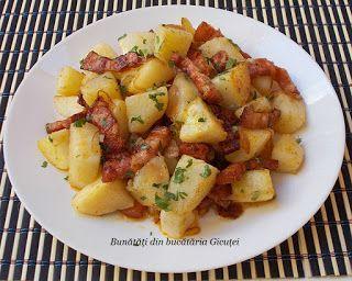 Cartofi taranesti - Bunătăți din bucătăria Gicuței