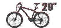 Bicicletas 29 pulgadas Mountain Bike, rígidas o de doble suspensión - Bikestocks
