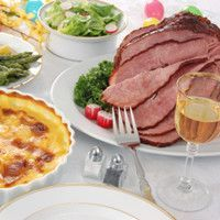Traditional Easter dinner recipes.