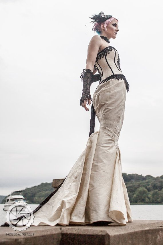 17 best images about steampunk neo victorian wedding theme for Where can i get my wedding dress steamed