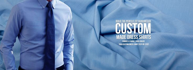 Custom Shirts provider enable its customers to design their own shirt according to preferences of their styling and sizing, they have made website-integrated design modules that are simple and easy to use to design dress shirts online.