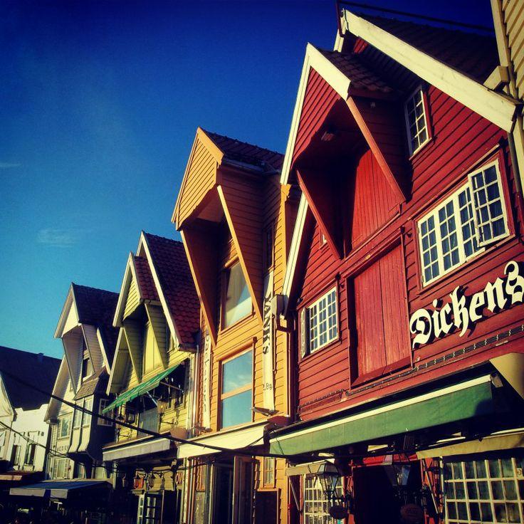 Skagenkaien in Stavanger