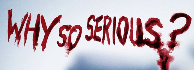why so serious logo - Google Search