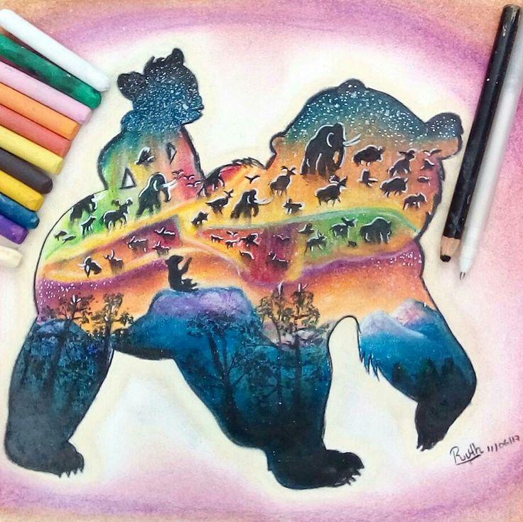 Tierra de osos #bear #tierradeosos #disney #koda #kenai