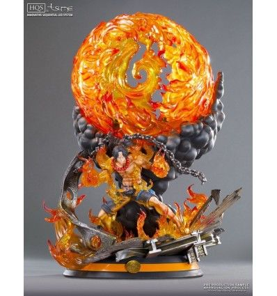 Tsume Statue One Piece Portgas D. Ace HQS