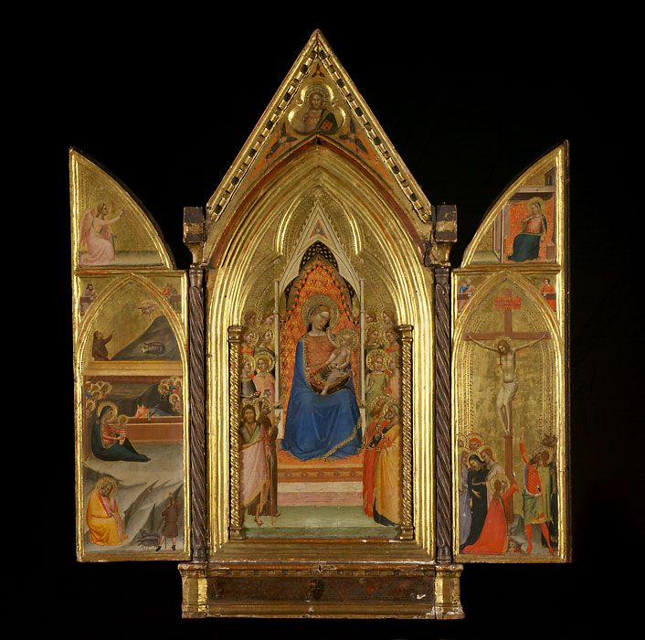 Religious Art: 42 Best Triptychs And Icons Images On Pinterest