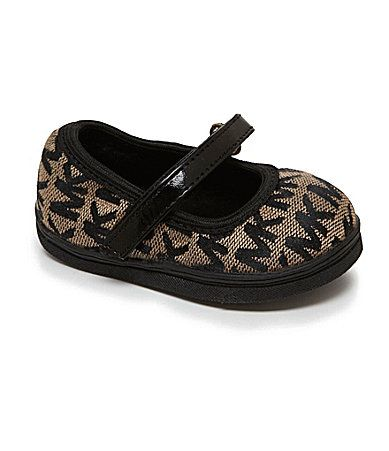 MICHAEL Michael Kors Infant Girls Baby Ivy Strap Crib Shoes #Dillards