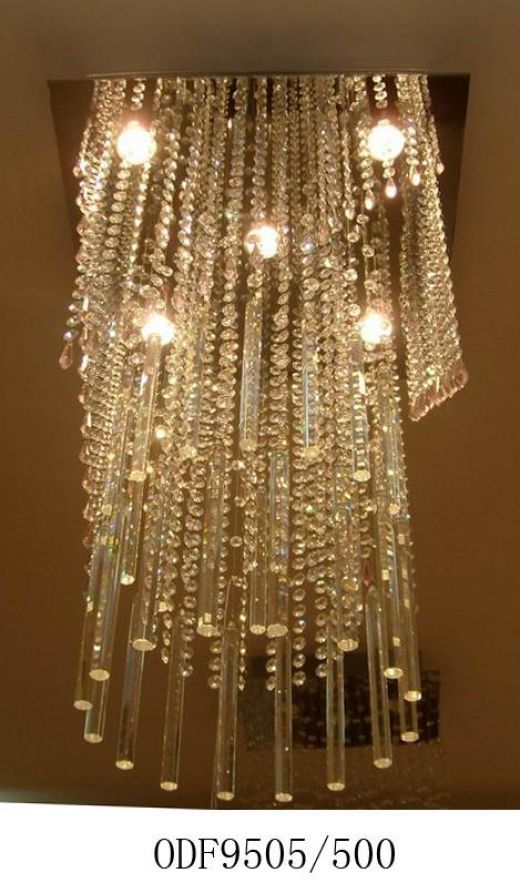 Modern Foyer Crystal Chandelier : Best images about foyer lighting on pinterest