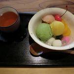 盆栽カフェ・グラード  - 料理写真:
