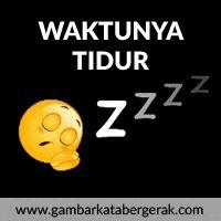DP BBM Tidur Bergerak waktunya tidur